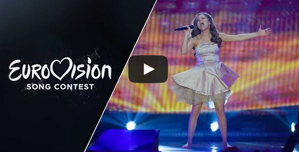Maria Olafs – Unbroken (Iceland) – LIVE at Eurovision 2015!